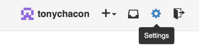 ``Account settings''链接。
